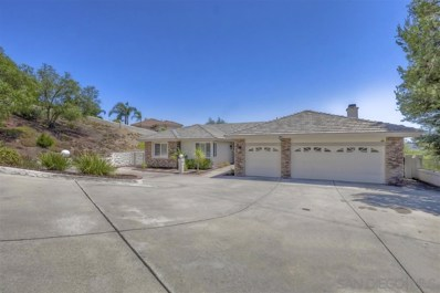 2051 Ridgecrest Pl, Escondido, CA 92029 - MLS#: 190048466