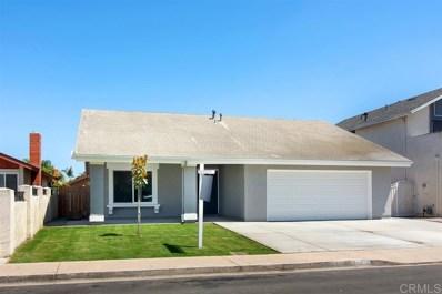 1817 Doran St, San Diego, CA 92154 - #: 190049035