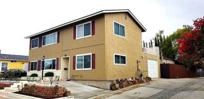 5125 Monroe St, San Diegp, CA 92115 - #: 190049122