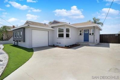 6330 Winona Ave, San Diego, CA 92120 - #: 190049158