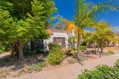 4324 Witherby St, San Diego, CA 92103 - #: 190049208