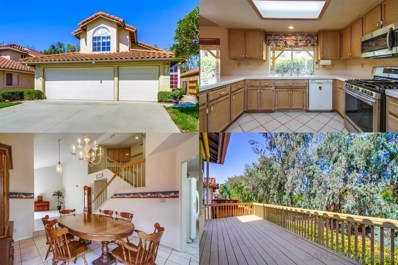 2175 Pleasantwood Ln, Escondido, CA 92026 - MLS#: 190049228