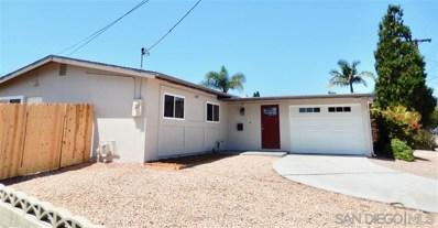 5177 Canosa Ave, San Diego, CA 92117 - #: 190049368
