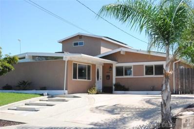 4533 Cheshire St, San Diego, CA 92117 - #: 190049924