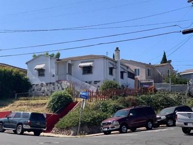 5911 Linnet St, San Diego, CA 92114 - MLS#: 190049928