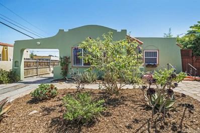 4515 Edgeware Rd, San Diego, CA 92116 - #: 190050050