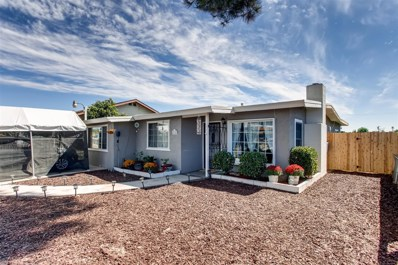 3664 College Ave, San Diego, CA 92115 - #: 190050057