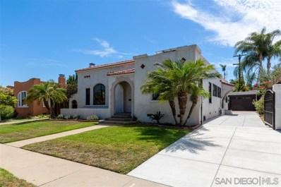 4161 Rochester, San Diego, CA 92116 - #: 190050140