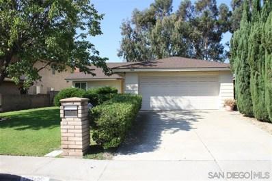 1868 Ballina Dr, San Diego, CA 92114 - MLS#: 190050186