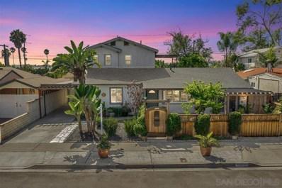 4522 Gila Ave, San Diego, CA 92117 - #: 190050449