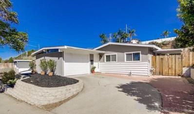 4956 Acuna St, San Diego, CA 92117 - #: 190050451