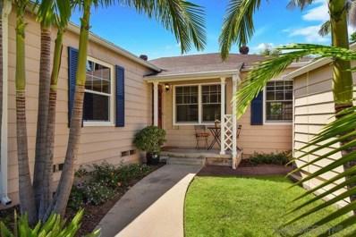 4882 49th St, San Diego, CA 92115 - #: 190050510
