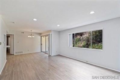 6775 Alvarado Rd UNIT 20, San Diego, CA 92120 - #: 190050559