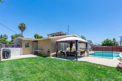 4514 Cochise Way, San Diego, CA 92117 - #: 190050646