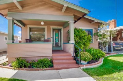 3618 36Th St, San Diego, CA 92104 - #: 190050661