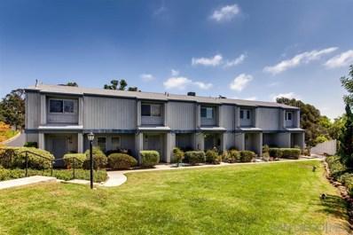 3350 Cherokee Ave UNIT 23, San Diego, CA 92104 - #: 190050667