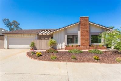 10587 Montego Drive, San Diego, CA 92124 - #: 190050686