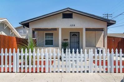 129 30Th St, San Diego, CA 92102 - MLS#: 190050924