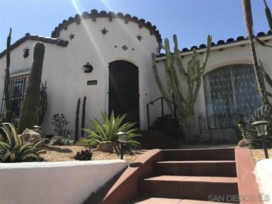 4353 N Talmadge Dr, San Diego, CA 92116 - #: 190051051