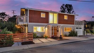 1860 Pentuckett Ave., San Diego, CA 92104 - #: 190051131