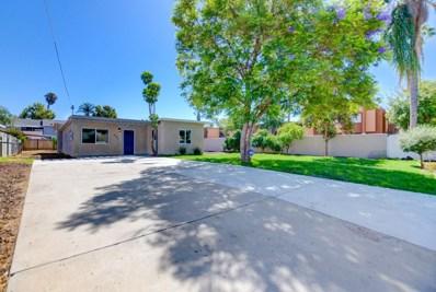 485 Graves Ave, El Cajon, CA 92020 - #: 190051169