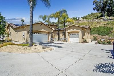 26281 Crescendo Drive, Escondido, CA 92026 - MLS#: 190051678