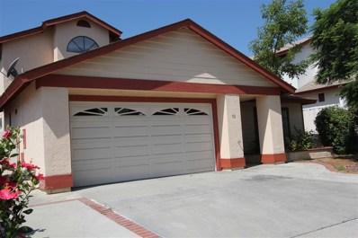 92 Danawoods Ln, San Diego, CA 92114 - #: 190051767