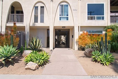 1624 Cypress Ave UNIT 1A, San Diego, CA 92103 - #: 190051861