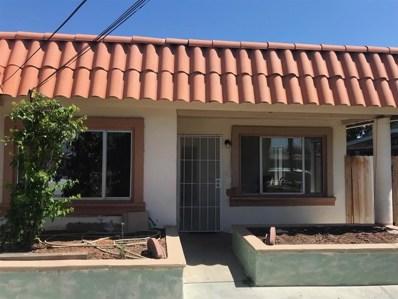 3505 Sparling St, Sa Diego, CA 92115 - #: 190052596