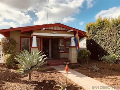 1059-61 Johnson Ave, San Diego, CA 92103 - #: 190053107