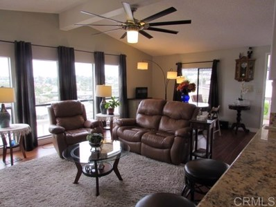 1815 Sweetwater Rd. UNIT 80, Spring Valley, CA 91977 - MLS#: 190053272