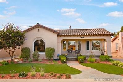 5018 Marlborough Dr., San Diego, CA 92116 - #: 190053495