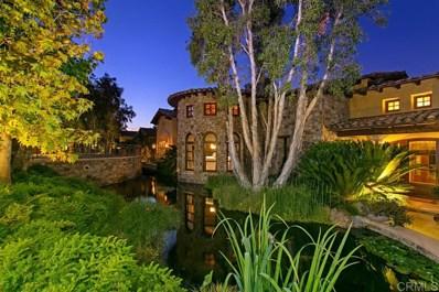 6284 Strada Fragante, Rancho Santa Fe, CA 92091 - #: 190053788