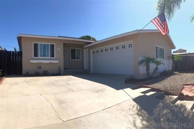 625 Sacramento Av., Spring Valley, CA 91977 - MLS#: 190054028