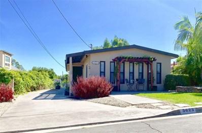 3623 Hawthorn, San Diego, CA 92104 - #: 190054222