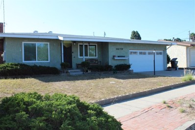 1679 Watwood Road, Lemon Grove, CA 91945 - #: 190054438