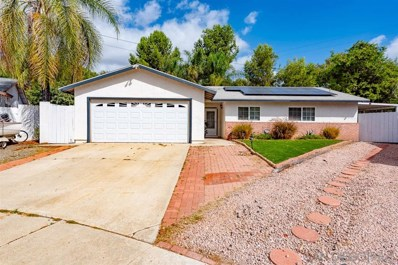 818 Eden Pl, Escondido, CA 92026 - MLS#: 190054618