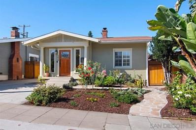3436 Herbert Street, San Diego, CA 92103 - #: 190055503