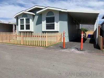 9902 Jamacha UNIT 155, Spring Valley, CA 91977 - MLS#: 190055508