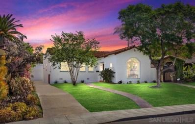 4569 El Cerrito Drive, San Diego, CA 92115 - #: 190055655