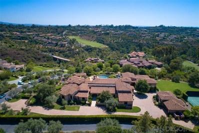 6383 Calle Ponte Bella, Rancho Santa Fe, CA 92091 - #: 190055816