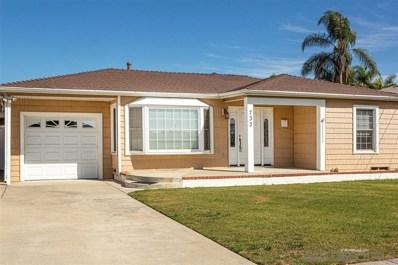 733 Del Mar, Chula Vista, CA 91910 - #: 190055945