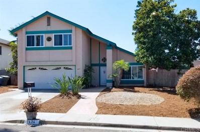 1434 Kings Cross, Encinitas, CA 92007 - MLS#: 190056246