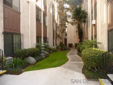 3776 Alabama St. UNIT #119, San Diego, CA 92104 - #: 190056327