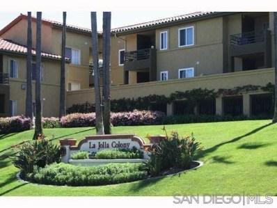 7445 Charmant Dr. UNIT 1703, San Diego, CA 92122 - #: 190056659