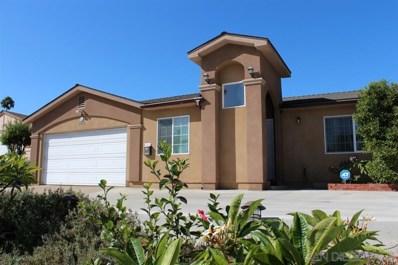 3388 54TH Street, San Diego, CA 92105 - #: 190057123