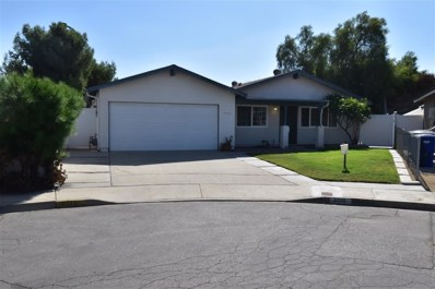 9915 Winchester Way, Lakeside, CA 92040 - #: 190057167