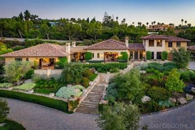 6309 Strada Fragante, Rancho Santa Fe, CA 92091 - #: 190057349
