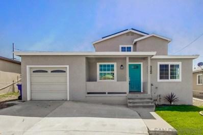 5035 Elm St, San Diego, CA 92102 - MLS#: 190057364
