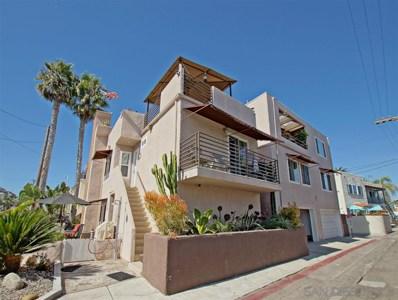 812 San Luis Obispo UNIT D, San Diego, CA 92109 - #: 190057971